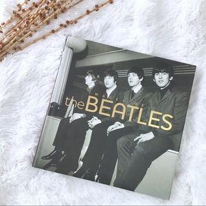 The Beatles Photo Coffee Table Hardcover Book